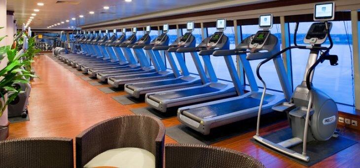 Спортзалы и фитнес — особенности вентиляции