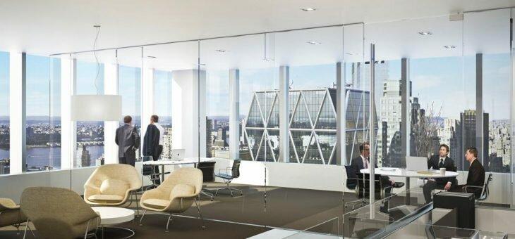 Хорошая вентиляция – фактор классности офиса